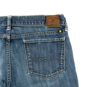 Lucky Brand Jeans - Lucky Brand Jeans Zoe Boot Bootcut Low Rise Blue 8